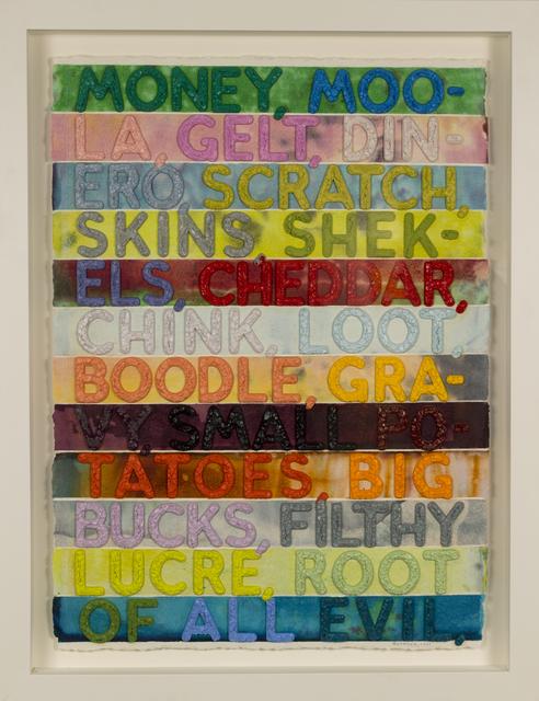 , 'Money,' 2011, Taylor   Graham