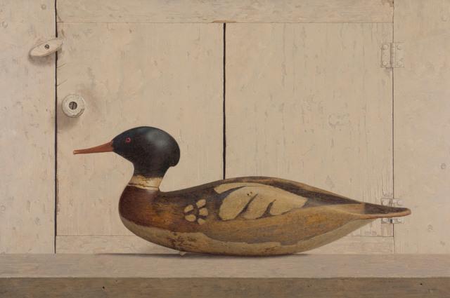 David Brega, 'Ben Smith Merganser', 2010, Vose Galleries