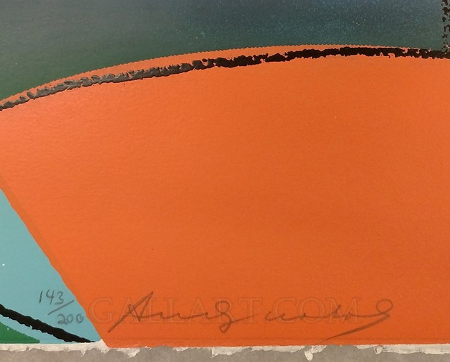 Andy Warhol, 'FIESTA PIG FS II.184', 1979, Print, Screen print on Arches 88 paper, Gallery Art