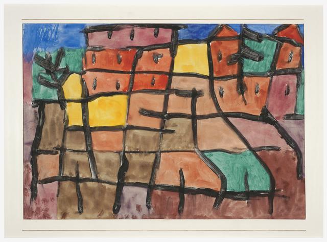 , 'Untitled,' ca. 1940, San Francisco Museum of Modern Art (SFMOMA)