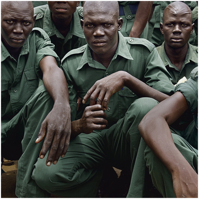 , 'Becoming South Sudan Chapter I (Portraits): Scar,' 2011, The Ravestijn Gallery