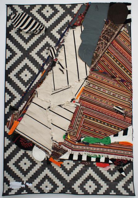 , 'Blanket 2 (Blankets Series),' 2016, Gallery Sofie Van de Velde