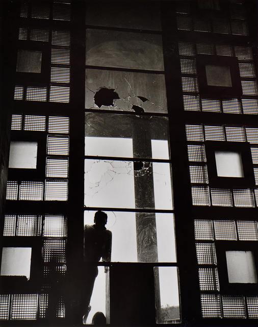 Rodrigo Moya, 'Vidrios rotos', 1958, Patricia Conde Galería