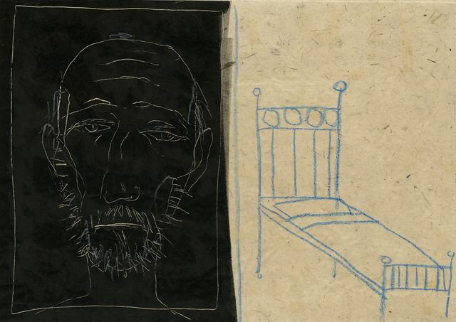 , 'My Father IX,' 2017, Pratt Contemporary