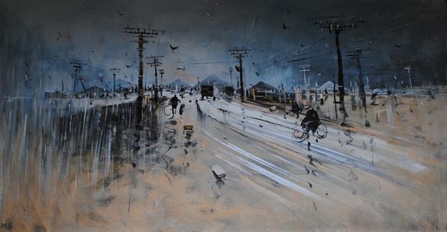 """, '""""The Road 3"""",' 2016, Krokin Gallery"""