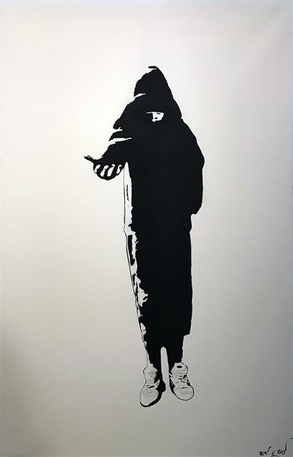 , 'The Beggar,' 2016, Galerie Kronsbein