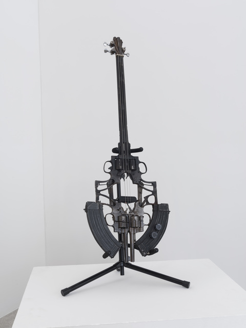 , 'Guitar,' 2013, Mana Contemporary