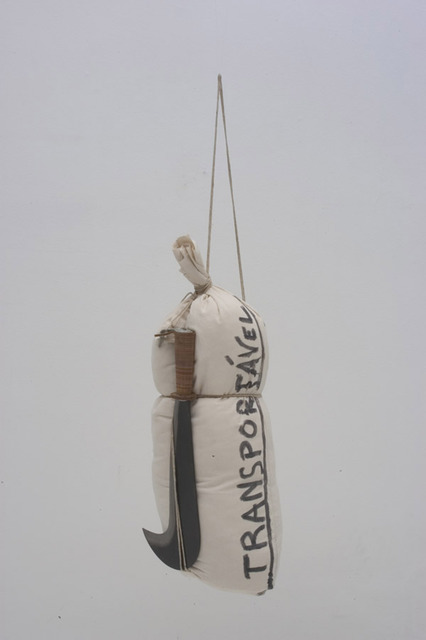 , 'Transportável (Facão),' 2003, Galeria Millan
