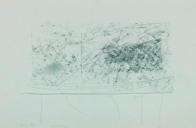 , '18.4.90,' 1990, Galerie Thomas