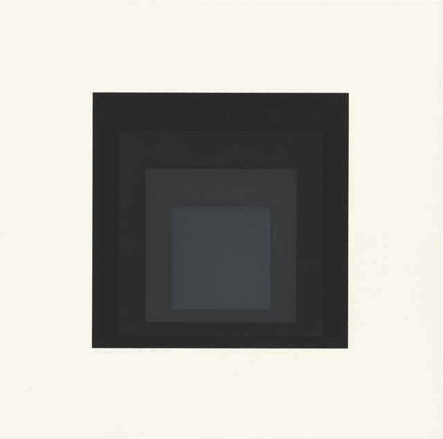 , 'Gray Instrumentation I c,' 1974, Ludorff
