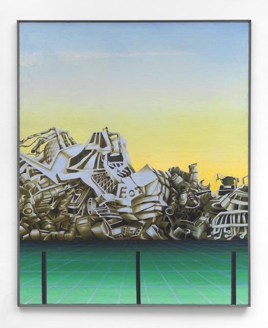 , 'Abendlandschaft,' 1972, PPC Philipp Pflug Contemporary