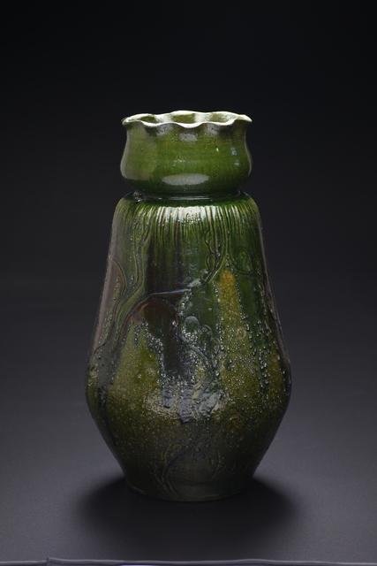 Thorvald Bindesbøll, 'Aquatic Vase,' 1895, Jason Jacques Inc.