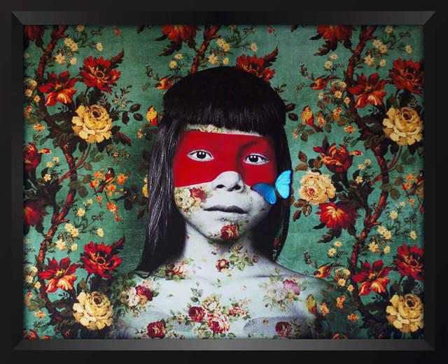 SN, 'Amazonas', 2017, Eden Fine Art