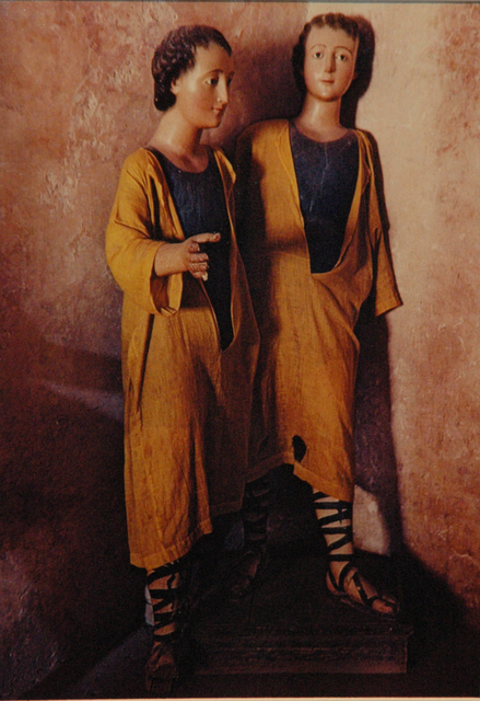 , 'Actopan, Twins,' 1956, Robert Mann Gallery