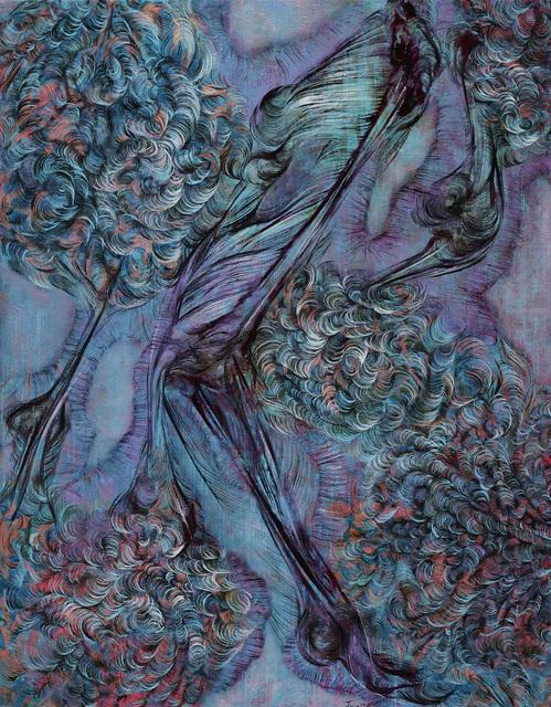 , 'The Interpretation of Posture II ,' 2015, Mind Set Art Center