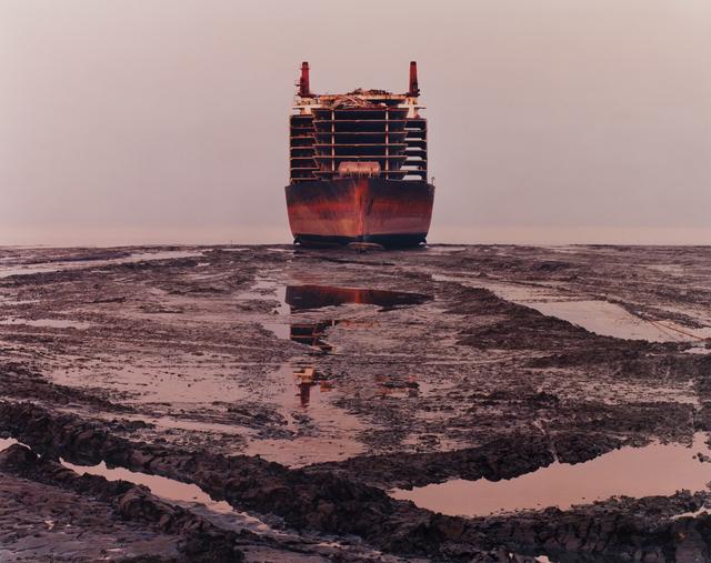 , 'Shipbreaking #28, Chittagong, Bangladesh,' 2001, Robert Koch Gallery