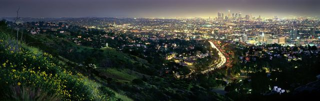 David Drebin, 'Los Angeles', 2008, CHROMA GALLERY