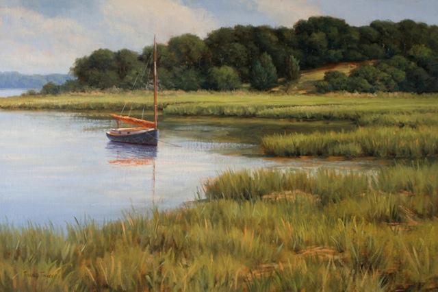 , 'Beautiful Cove,' 2013, Sorelle Gallery Fine Art