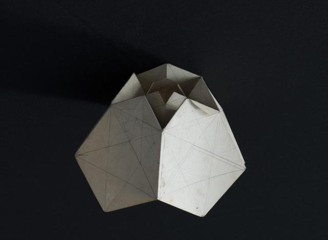 , 'Pentagonal Pyramid,' 1976, Jecza Gallery