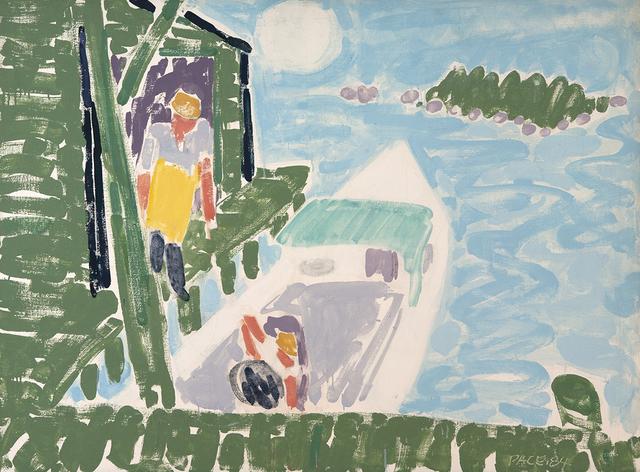, 'Loading Bait,' 1984, Dowling Walsh