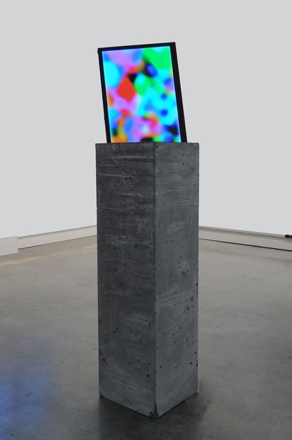 , 'Growth 1,' 2016, Steve Turner