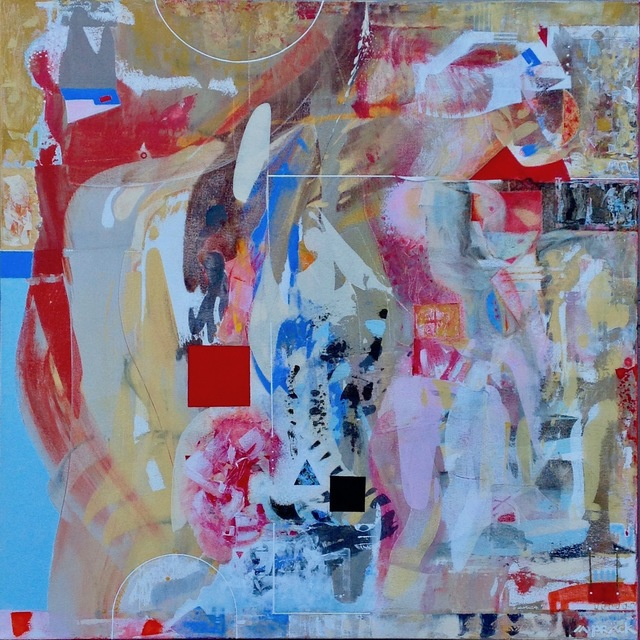 Mary-Ann Prack, 'In My Wildest Dreams', 2018, Gallery at Zhou B Art Center