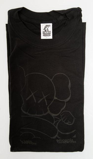 KAWS, 'Running Chum, t-shirt', 1999, Heritage Auctions