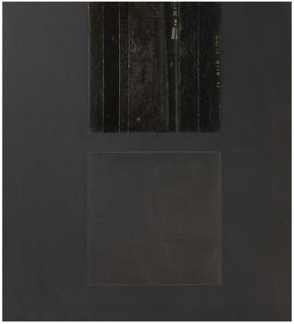 , 'Luogo e segni,' 1974, Galleria il Ponte