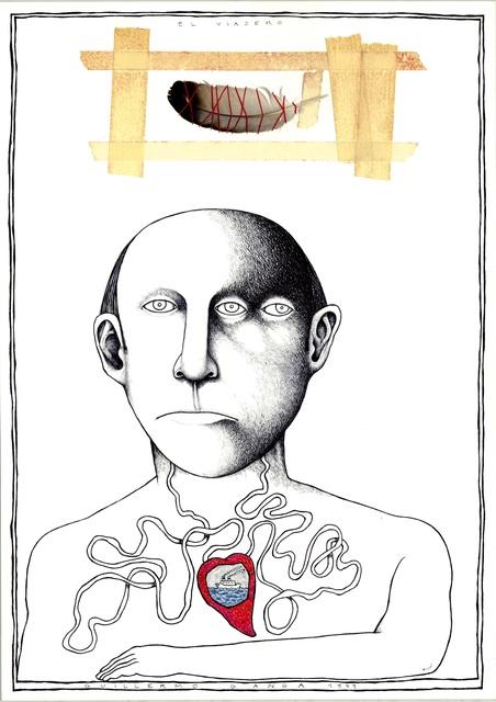 , 'El Viajero,' 1999, Isabel Croxatto Galería