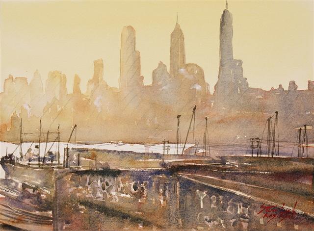 , 'From Brooklyn,' 2016, Bowersock Gallery