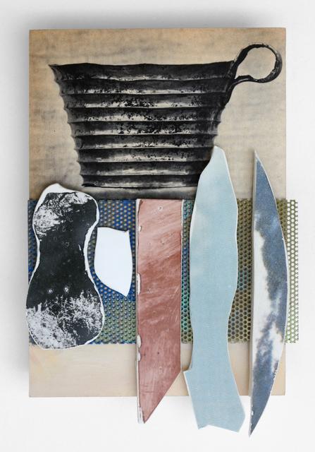 , 'Reverse and Rewind,' 2017, Asya Geisberg Gallery