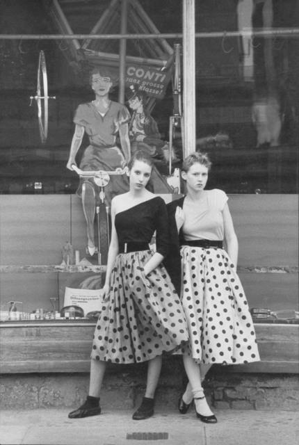 , 'Julia und Frieda,' 1988, Loock Galerie