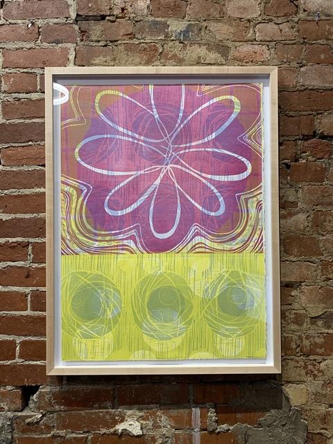 , 'Summer Play II,' 2018, Mason-Nordgauer Fine Arts Gallery