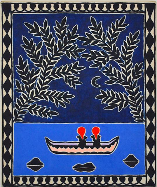 Anders SCRMN Meisner, 'The Canoe Trip', 2019, Hans Alf Gallery