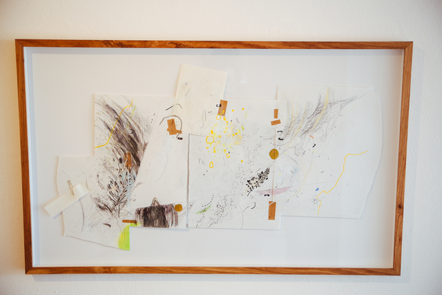 , 'Untitled (Entropy Landscape 3),' 2017, Kalashnikovv Gallery