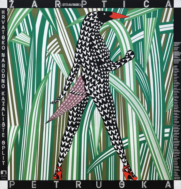 , 'Firebird / Petruska - Stravinsky Ballet - Bird in Pumps,' 1983, Omnibus Gallery