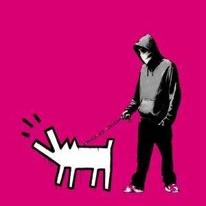 Banksy, 'Choose Your Weapon (Magenta)', 2010, Vogtle Contemporary