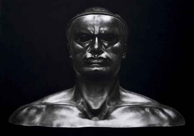 , 'Benito Mussolini,' 2016, Victor Lope Arte Contemporaneo