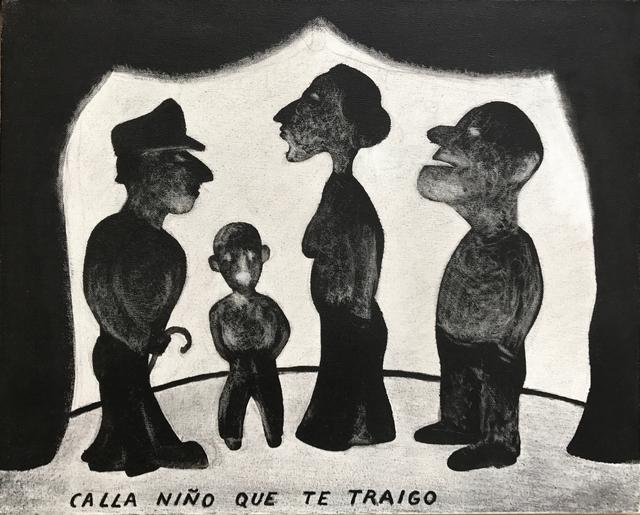 , 'Calla Nino, Que te Traigo,' 2015, Galerie Camille