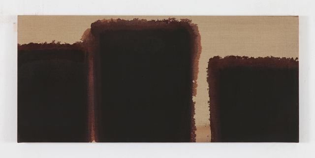 , 'Burnt Umber & Ultramarine Blue ,' 1991, Simon Lee Gallery
