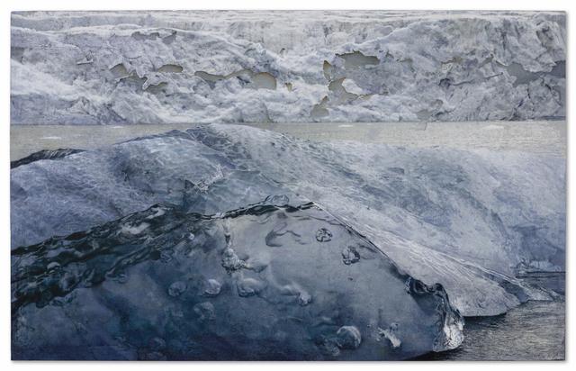 , 'Remaining Icebergs,' 2017, Miller Yezerski Gallery