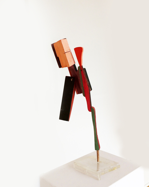 , 'Mademoiselle M,' 2017, Allegra Nomad Gallery