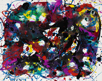 Sam Francis, 'Untitled,' 1985, Sotheby's: Contemporary Art Day Auction
