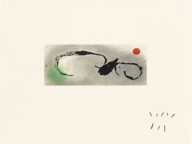 Joan Miró, 'Heraclitus of Ephesus No. 8 [Dupin 408]', 1965, Roseberys
