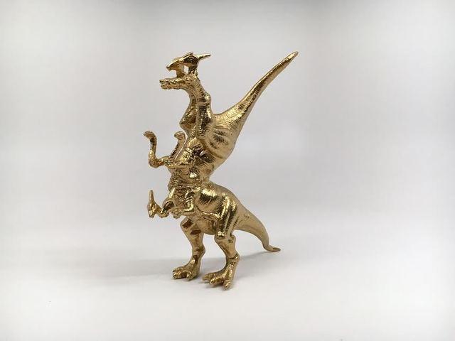 , 'Six Headed Dinosaur,' , Ro2 Art