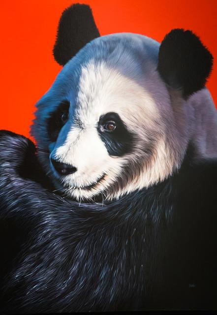 , 'Little China Girl,' 2018, Galerie Montmartre
