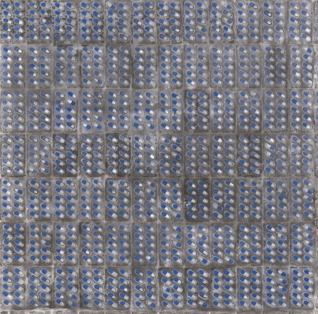 , 'Medi-chip 4,' 2016, Galerie Ora-Ora
