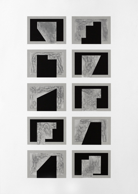 David Batchelor, 'Chromoscape Grey', 2018, Polígrafa Obra Gráfica