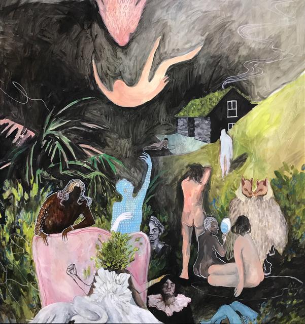 , 'Serenades,' 2017, Bau-Xi Gallery