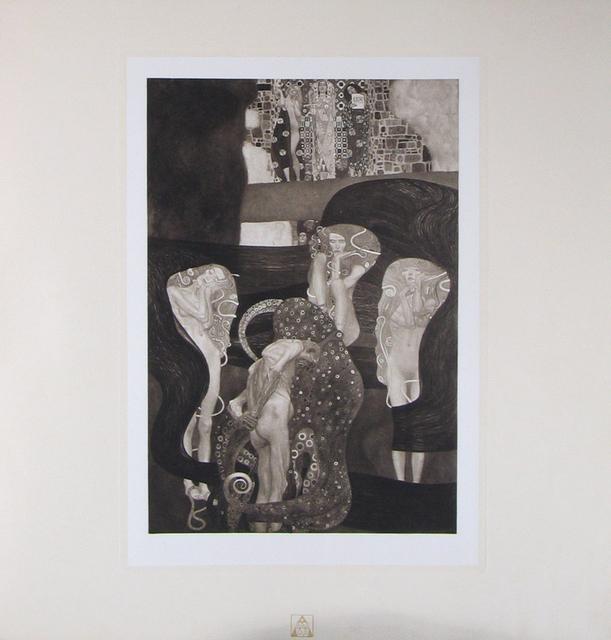 , 'Jurisprudence [Das Werk Gustav Klimts],' 1914, Jason Jacques Gallery